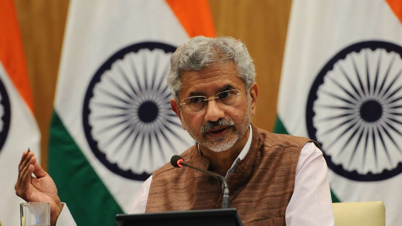 India's strong message on the international stage: meeting chaired by China, the Indian Foreign Minister did not attend